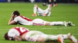 Ajax, contraccolpo Tottenham: che crollo in Borsa!