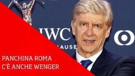 Roma, c'è Wenger tra i candidati per la panchina