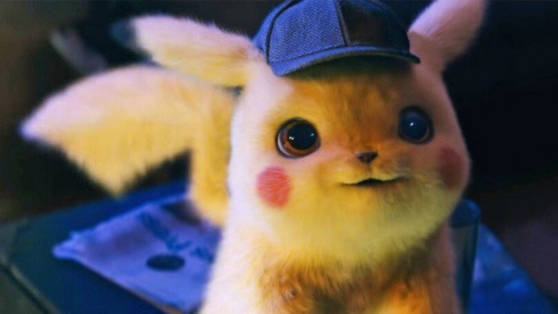 Pokemon – Detective Pikachu, da oggi al cinema