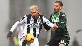 Serie A Sassuolo, Bourabia: «Vogliamo chiudere bene»