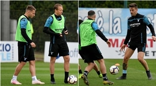 Lazio, Inzaghi riabbraccia i suoi leader: tornano Immobile e Milinkovic