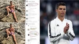 Kroos trolla Ronaldo in mutande: «Vorrei essere quella roccia»