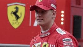 F1, Mick Schumacher: «Ho sempre più ammirazione per mio padre»