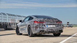 Nuova BMW M8, la sportiva con la frenata personalizzabile