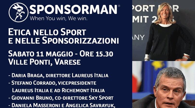 La Fondazione Laureus Italia Onlus per lo sport solidale