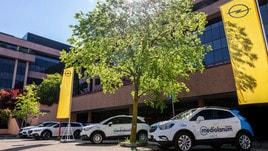 Opel e Mediolanum al Giro d'Italia
