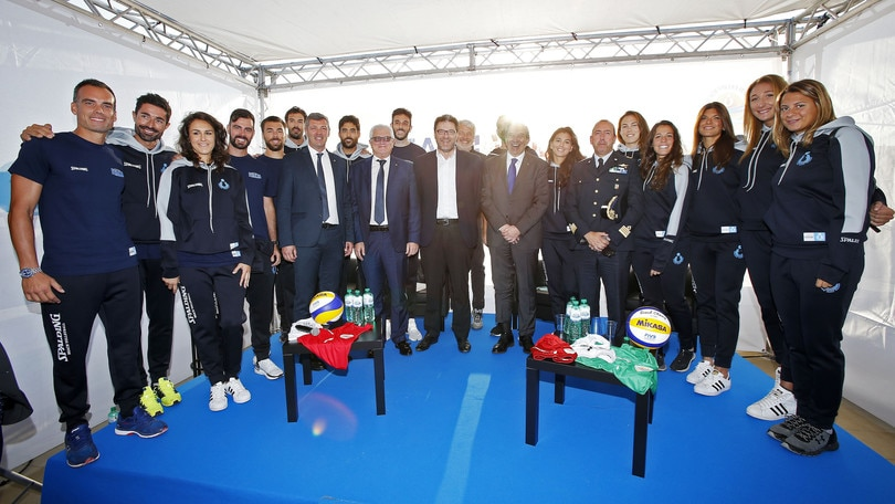 Beach Volley: presentata a Roma la stagione 2019