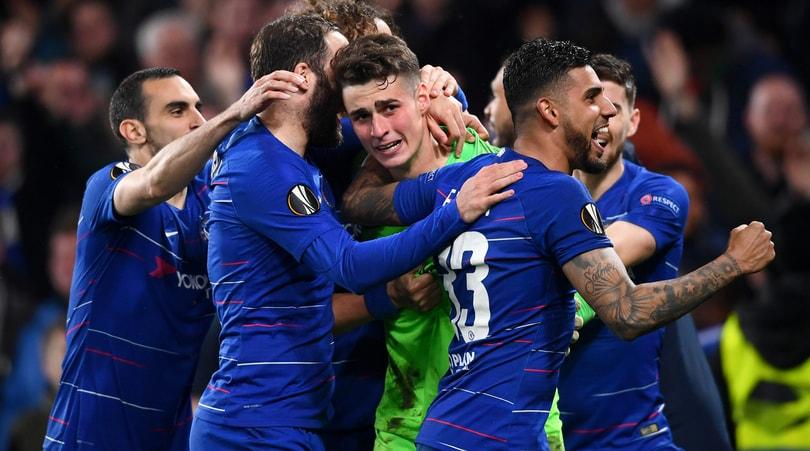 Europa League, il Chelsea di Sarri in finale!