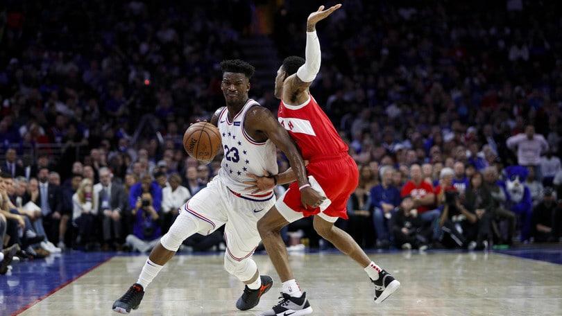 NBA Playoff: Jimmy Butler trascina Philadelphia, Portland e Denver vanno a gara-7