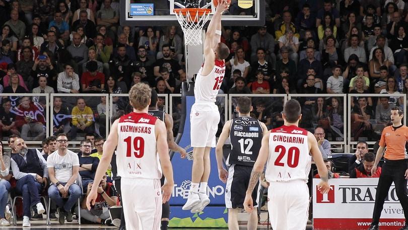 Basket, in Serie A arrivano i verdetti