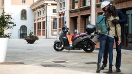 Kymco People S 300i - Le Foto