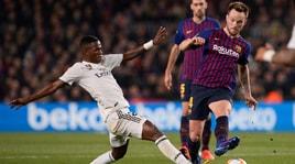 L'Inter sogna Rakitic:«Accordo vicino col Barcellona»