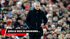 Juventus, quella voce su Mourinho...