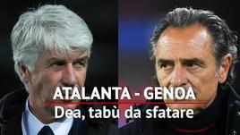 Atalanta-Genoa, Dea tabù da sfatare per la salvezza