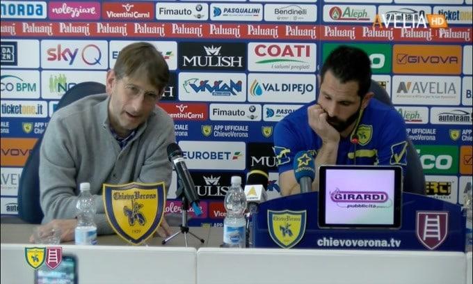 """Campedelli: """"Il numero di maglia di Pellissier sarà ritirato"""""""