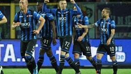Serie A: Atalanta-Genoa, «1» da Champions a 1,50