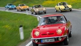 Le regine del Rally Opel alla Bodensee Klassik - FOTO