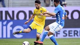 Serie A Frosinone, si ferma Paganini: affaticamento muscolare