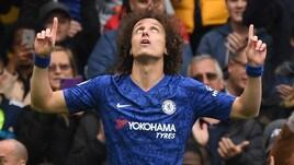 Chelsea, David Luiz rinnova fino al 2021