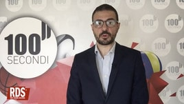 I 100 secondi di Simone Zizzari: «Corsa Champions, ora è vietato sbagliare»