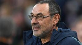 Sarri: «Chelsea top, non torno in Italia»