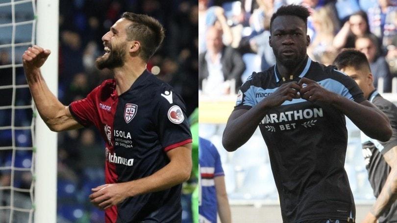 Diretta Cagliari-Lazio ore 18: formazioni ufficiali e dove vederla in tv