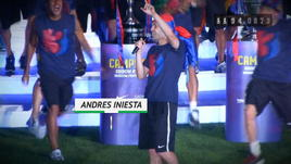 Born this day - Andres Iniesta compie 35 anni