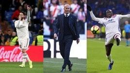 «Zidane blinda Isco e sogna Mendy»