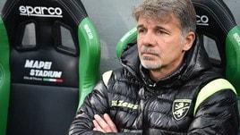 Serie A Frosinone, Baroni: «Inconsciamente può esserci una flessione, combattiamola»
