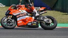 Superbike, Imola: Davies centra la Superpole beffando Rea
