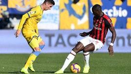 Lotta Champions, il Milan chiede di spostare alle 20:30 la sfida con il Frosinone