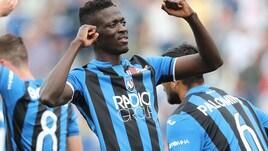 Serie A Atalanta, Barrow si è allenato a parte