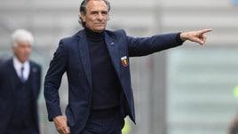 Serie A Genoa, Prandelli: «Farò il tifo per la Sampdoria»