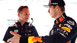 F1 Spagna, Verstappen: «Punto a salire sul podio»