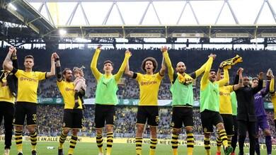 Bundesliga, che finale: Bayern e Dortmund si giocano il titolo all'ultima giornata