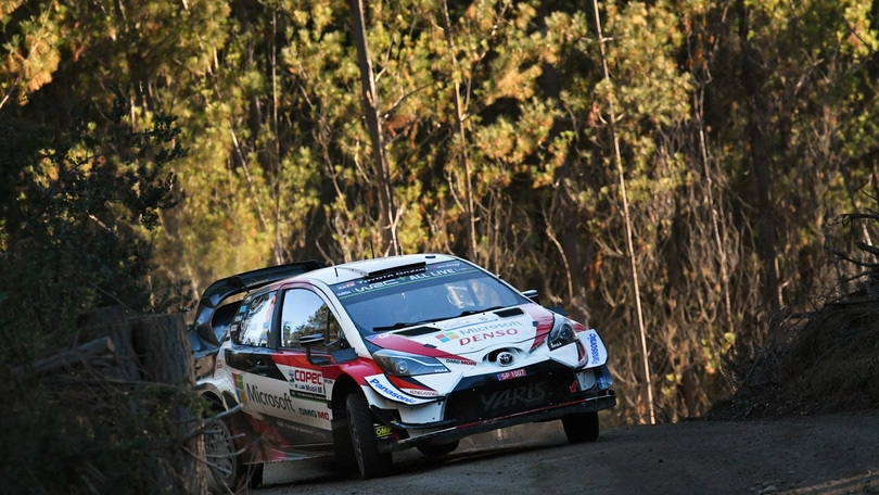 Rally Cile: Tanak in testa, Neuville incidente e ritiro