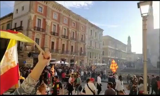 Il Lecce è in Serie A: in città scoppia la festa