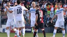 Cagliari-Lazio 1-2: Luis Alberto e Correa firmano il colpo