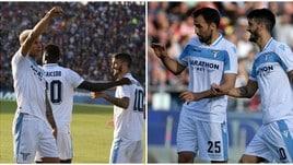 Luis Alberto-Correa, la Lazio torna a vincere e sperare