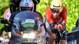 Ciclismo, 1ª tappa Giro d'Italia: Nibali terzo, vince Roglic