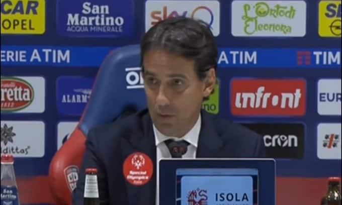 """Simone Inzaghi: """"Milinkovic Savic? Devo valutare le condizioni"""""""