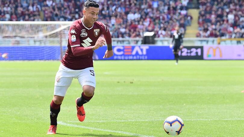 Serie A Torino, Izzo rientra in gruppo dopo l'influenza