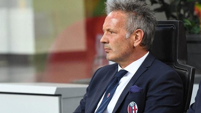 Serie A Bologna, Mihajlovic: «Destro? Non m'interessa che rimanga, ma che faccia gol»