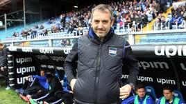 Giampaolo: «La Sampdoria vuole chiudere bene»