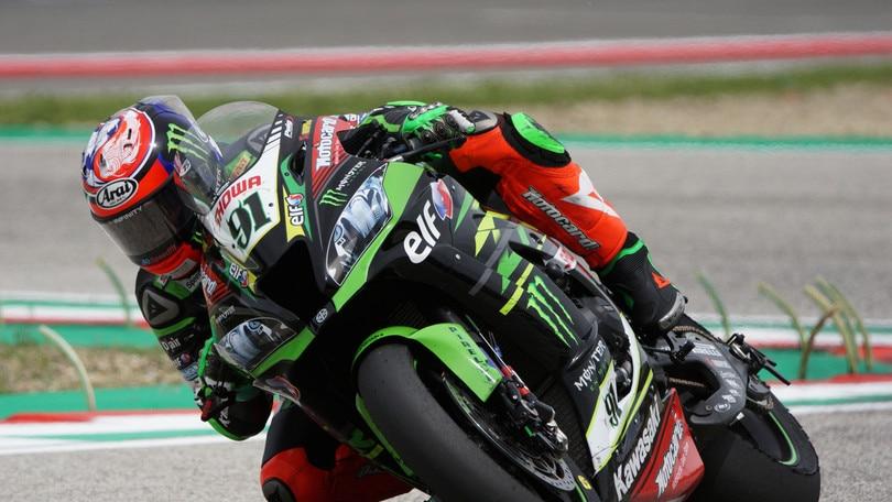 Superbike, Imola: troppa pioggia, cancellata Gara 2