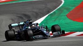 F1, Gp Spagna: vince Hamilton, Vettel quarto
