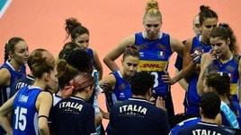 Volley: Nazionale Femminile, domani l'esordio a Montreux contro la Thailandia