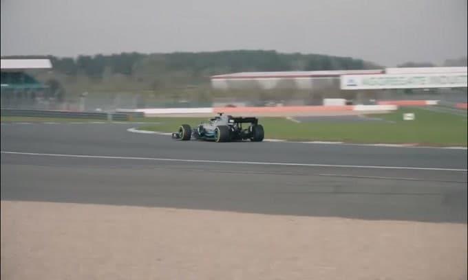 F1, ennesima doppietta per la Mercedes