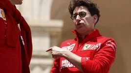 F1 Ferrari, Binotto: «Una lezione, ma è uno stimolo a fare meglio»
