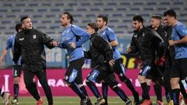 Playoff Serie C, Robur Siena eliminata: il Novara ringrazia Cacia. Il Potenza va avanti